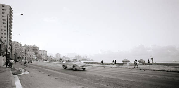 Photograph - Driving On The Malecon by Shaun Higson