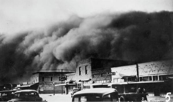 Photograph - Drought, 1934 by Granger