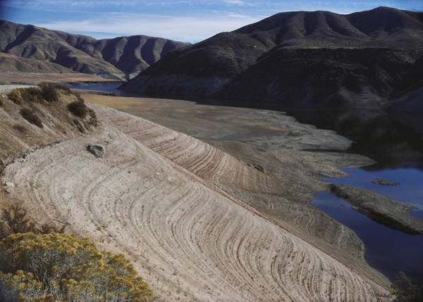 Photograph - Drought In Sout West Idaho by Jim Balog