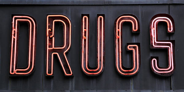 Photograph - Drugs by Andrew Fare
