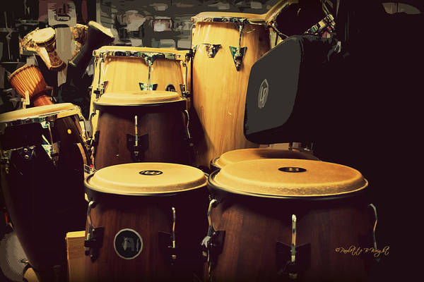 Photograph - Drum Beat by Paulette B Wright