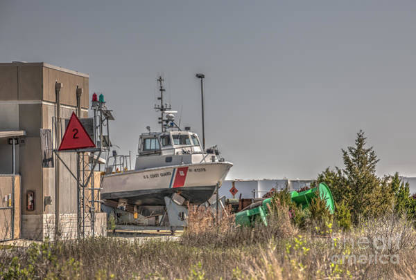 Photograph - Dry Dock by Dale Powell