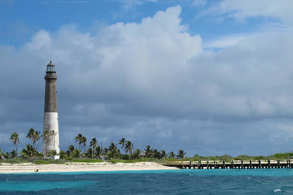 Photograph - Dry Tortugas Light by Kim Pippinger