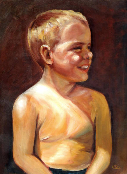 Painting - Duane Mccullough 1955 by Chris McCullough
