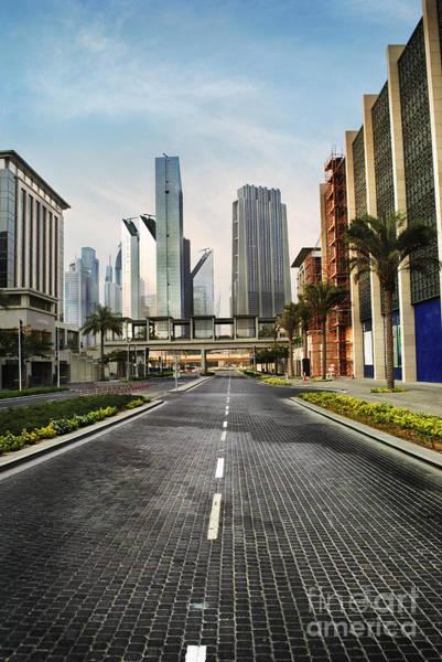 Pyrography - Dubai by Jelena Jovanovic