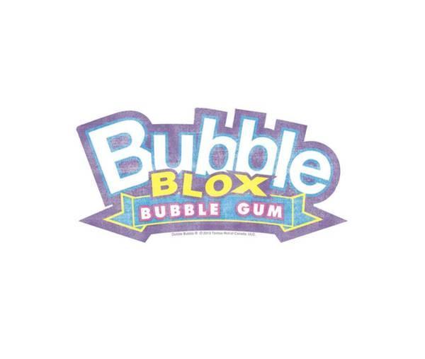 Novelty Digital Art - Dubble Bubble - Bubble Blox by Brand A