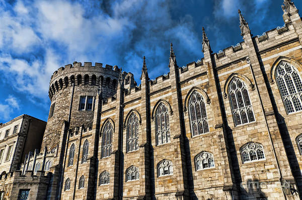 Photograph - Dublin Castle Garrison Church by Brenda Kean