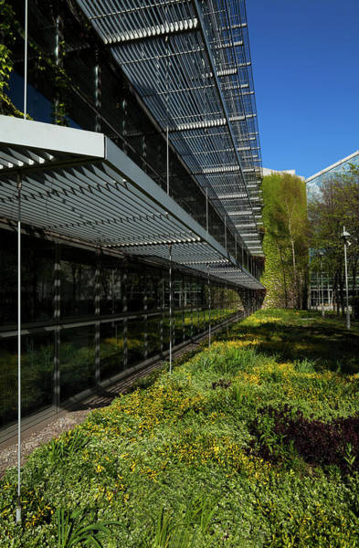County Dublin Photograph - Dublin Corporation Civic Offices by Panoramic Images