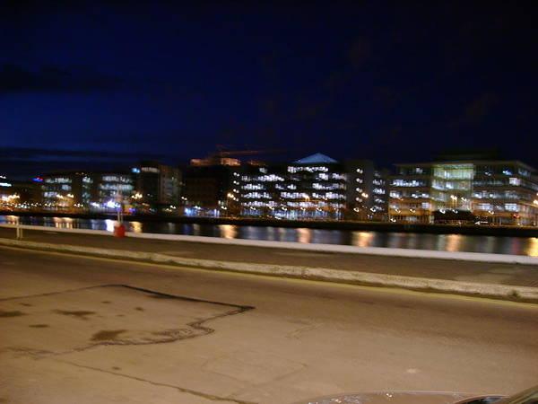 Wall Art - Photograph - Dublin Night 2 by Valerie Howell