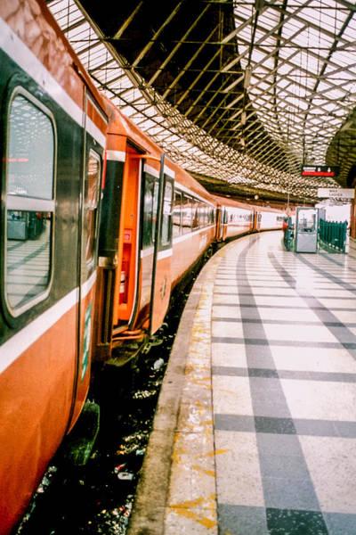 Photograph - Dublin Station by Jim DeLillo
