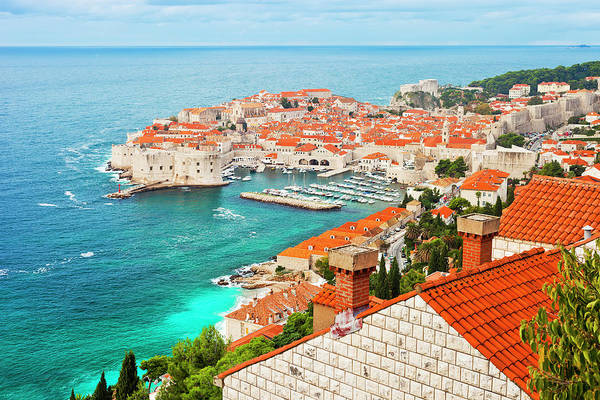 Stari Photograph - Dubrovnik, Croatia by Traveler1116