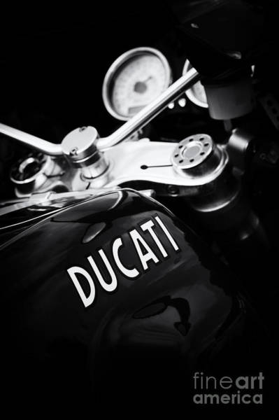 Photograph - Ducati Sport 1000 by Tim Gainey