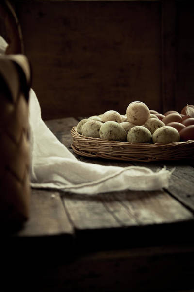 Municipality Photograph - Duck Eggs by Feryersan