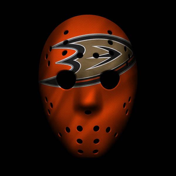 Wall Art - Photograph - Ducks Jersey Mask by Joe Hamilton