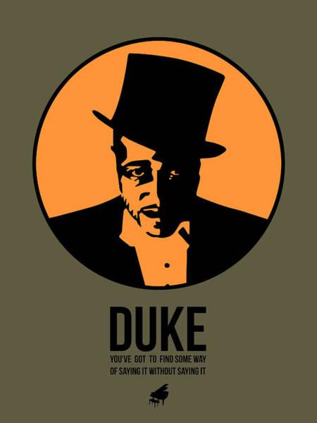 Jazz Digital Art - Dude Poster 3 by Naxart Studio