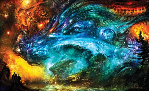 Nightmare Digital Art - Dulcior Nocens Somnium by Alex Ruiz