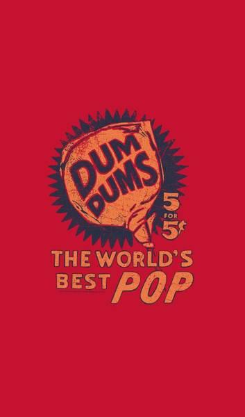 Brands Digital Art - Dum Dums - 5 For 5 by Brand A