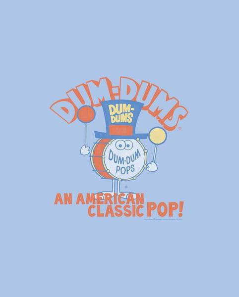 Brands Digital Art - Dum Dums - Classic Pop by Brand A