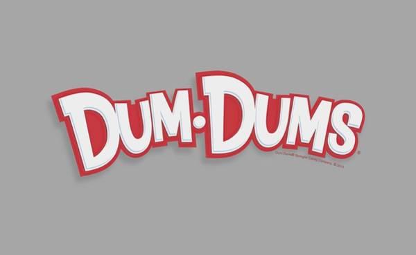 Brands Digital Art - Dum Dums - Logo by Brand A