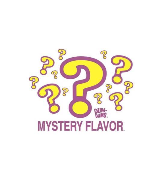 Brands Digital Art - Dum Dums - Mystery Flavor by Brand A