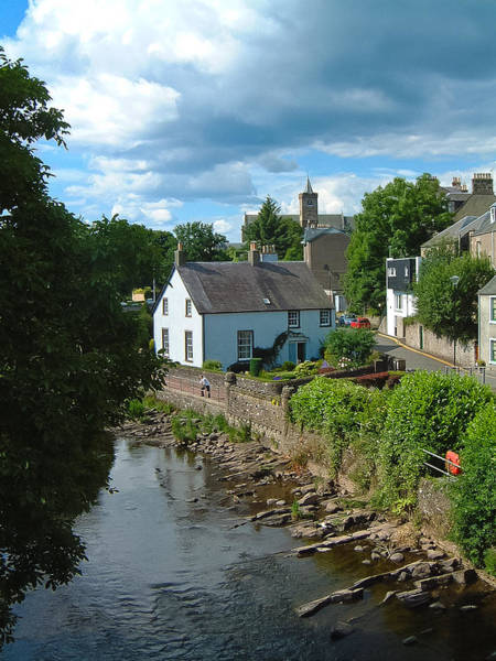 Photograph - Dunblane by Jenny Setchell