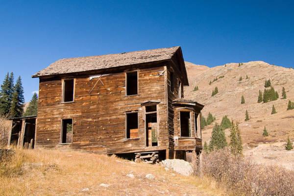 Photograph - Duncan-walsh House by Steve Stuller