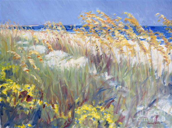 Hilton Head Island Painting - Dune Alley by Candace Lovely