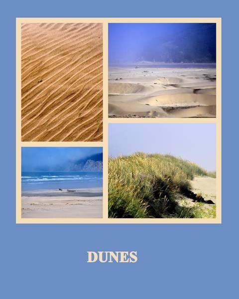 Photograph - Dunes by AJ  Schibig