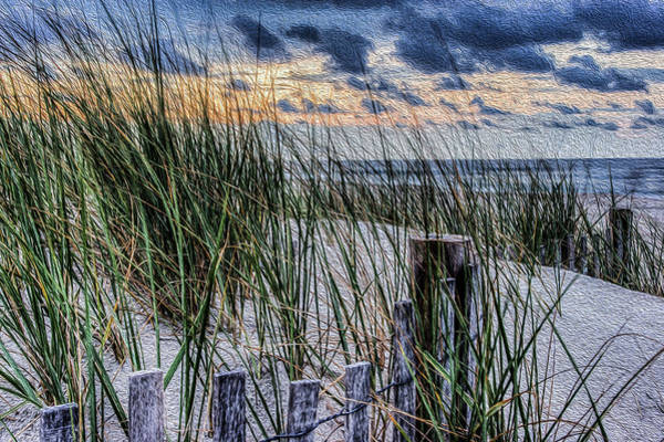 Photograph - Dunes by Dave Hahn