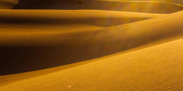 Death Valley Np Photograph - Dunes Sunset by Kunal Mehra