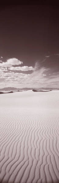 Nm Wall Art - Photograph - Dunes, White Sands, New Mexico, Usa by Panoramic Images