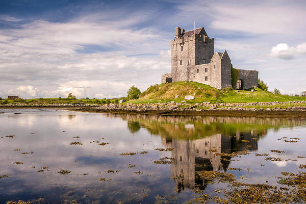 Photograph - Dunguaire Castle Co Galway Ireland by Pierre Leclerc Photography