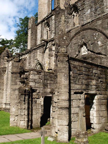 Wall Art - Photograph - Dunkeld Cathedral 4 by Michaela Perryman