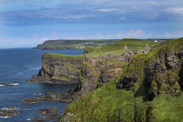 Wall Art - Photograph - Dunluce Castle by Betsy Knapp