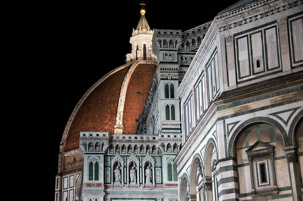 Church Photograph - Duomo Architecture by Mitch Diamond