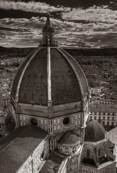 Photograph - Duomo Dalla Campanile  by Michael Kirk