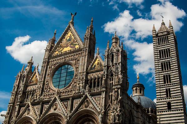 Photograph - Duomo Di Siena by Alex Lapidus