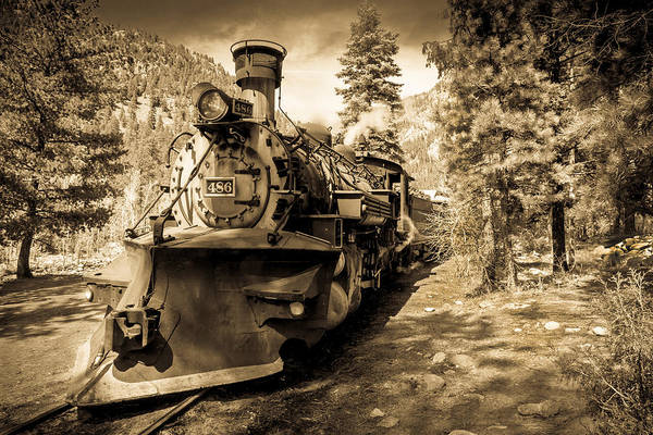 Photograph - Durango And Silverton #2 by TL  Mair