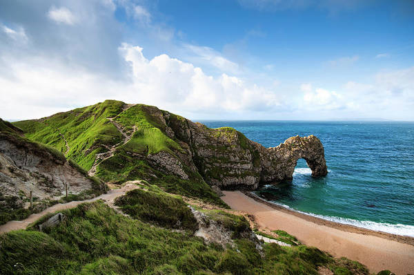 World Heritage Site Photograph - Durdle Door by Alexander W Helin