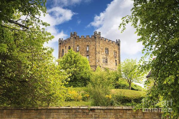 Durham Wall Art - Photograph - Durham Castle Durham City by Colin and Linda McKie
