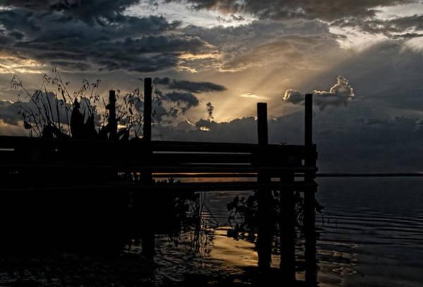 Photograph - Dusk by Pete Rems