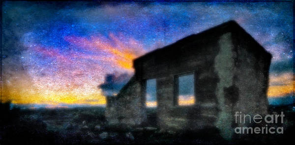 Photograph - Dusk by Russell Brown