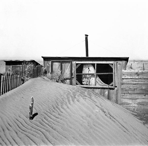 Wall Art - Photograph - Dust Bowl by Library Of Congress/science Photo Library