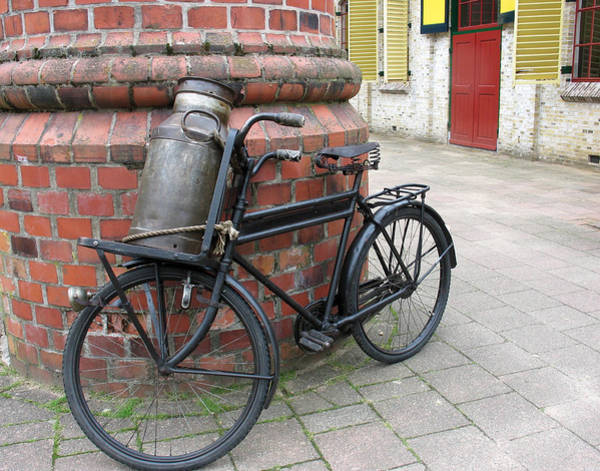 Photograph - Dutch Bicycle 3 by Gerry Bates