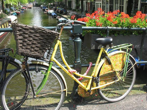 Photograph - Dutch Bike 2 by Gerry Bates