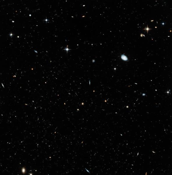 Iv Wall Art - Photograph - Dwarf Galaxy Leo Iv by Nasa/esa/t. Brown (stsci)/science Photo Library