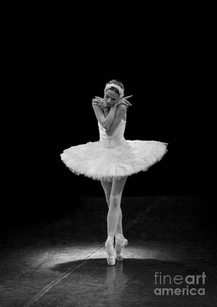 Photograph - Dying Swan 5. by Clare Bambers