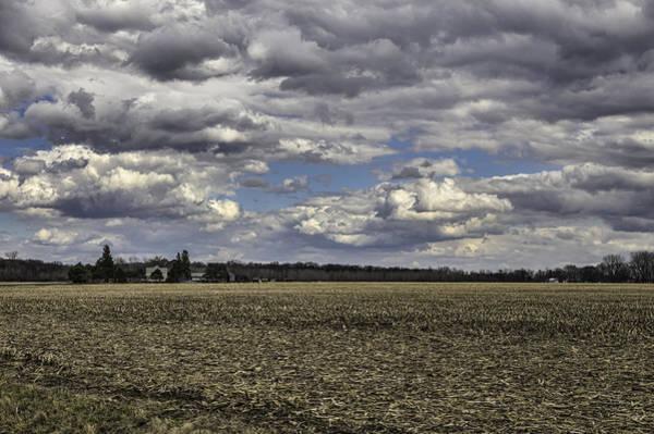 Photograph - Dynamic Farmland Landscape by Thomas Young