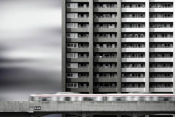 Wall Art - Photograph - Dynamic Mechanics by Dr. Akira Takaue