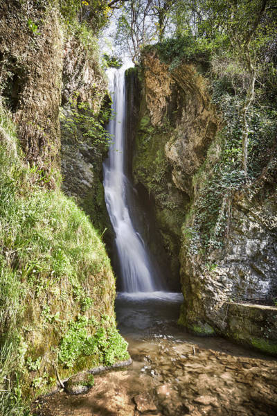 Christine Falls Photograph - Dyserth Waterfall by Christine Smart